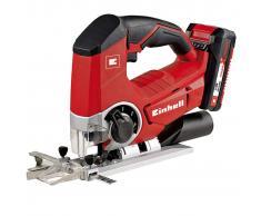 Einhell Seghetto Alternativo Cordless TE-JS 18 Li Kit 4321203