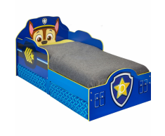 Paw Patrol Letto per Bambini con Cassetti 145x68x77 cm Blu WORL268007