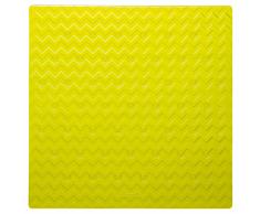 """Sealskin Tappeto Bagno di Sicurezza """"Leisure"""" 53x53 cm Verde"""