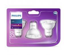 Philips 3 pz Lampadine per Faretti a LED 35 W 929001220186