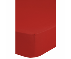 Emotion Lenzuolo con Angoli Jersey 180x220 cm Rosso 0200.80.47