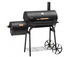 Landmann Barbecue Affumicatore Tennessee 400 78x39 cm Nero 11404