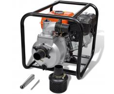 vidaXL Pompa d'acqua con motore a benzina 50 mm collegamento 5,5 HP
