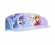 Disney Mensola Per Libri Bambini Frozen Viola 60x20x21 cm WORL234025