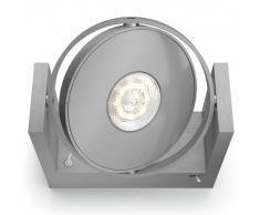 Plafoniera Quadrata Philips : Plafoniere moderne philips color grigio da acquistare online su