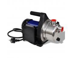 vidaXL Pompa elettrica acqua per giardino 600 W