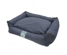 Overseas Cuccia per cani in tela 90x70x22 cm blu navy