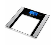 Inventum Bilancia Pesapersone in Vetro Trasparente 180 kg PW708ZW