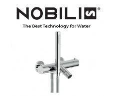 Brmiscelatore Termostatico Esterno Con Duplex Teknobili Nobili Plus Per Vasca/doccia Cromato Pl00010/2cr