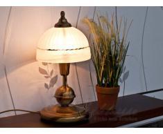 Noble Lampe de Table Lumière de Style Art Nouveau 8812n