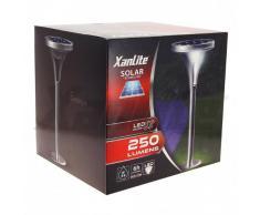 Lampadaire solaire 250 lumens