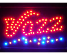 LAMPE NEON ENSEIGNE LUMINEUSE LED led116-r Jazz Pub Bar Beer Led Neon Sign WhiteBoard