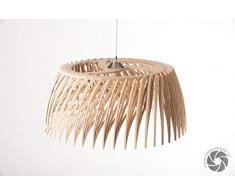 plafonnier en bois acheter plafonniers en bois en ligne sur livingo. Black Bedroom Furniture Sets. Home Design Ideas
