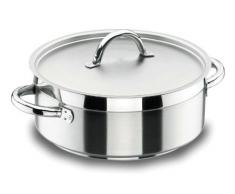 Lacor 54020 Faitout Chef Luxe Diamètre 20 cm