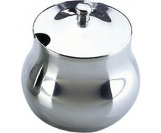 Olympia Arabian Sucrier en acier inoxydable 368,5Â gram 370Â ml Plat de cuisine de restaurant