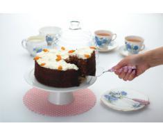Kitchen Craft Sweetly Does It Pelle et couteau à tarte avec manche en céramique