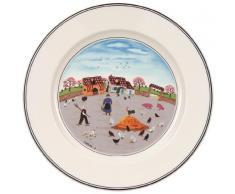 Villeroy & Boch Design Naif Assiette plate Ferme/volailles 21 cm