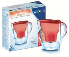 Brita 101973 Marella Carafe filtrante Rouge 2.4L