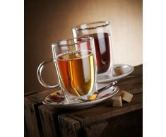 Villeroy & Boch Artesano Tasse pour boissons chaudes en verre borosilicate Transparent