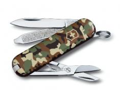 Victorinox 0.6223.94 Canif 5 P Camoufle