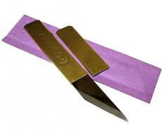 Main droite / japonais Kiridashi Artisanat couteau de poche