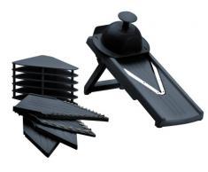 Lacor 60338 Mandoline Plastique avec Lames en V