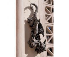 Design Toscano sculpture gargouille suspendue double calamité
