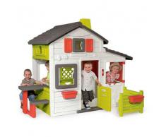 Smoby - Cabane enfant Friends House SMOBY