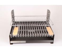 Somagic - Barbecue SOMAGIC au charbon de bois Grilloir