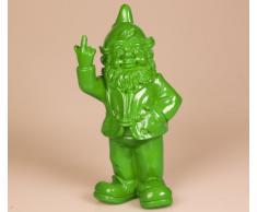 Stoobz Nain de Jardin Coquin, modèle PP 005LI, 15 x 12 x 32 cm, pour la Maison et Le Jardin - Lime/Citron Vert, de