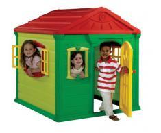 Keter 12-162658 Maisonnette de Jardin Jumbo pour Enfants verte