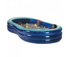 Simex Sport St Tropez 240 Piscine gonflable Bleu/menthe 243 x 157 x 53 cm