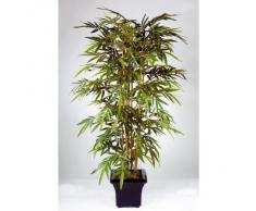 Bambou artificiel, 510 feuilles, 120 cm - arbuste synthétique - artplants