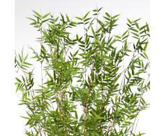Bambou artificiel, arbuste avec 960 petites feuilles, 100 cm - arbre artificiel - artplants