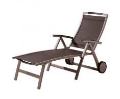 bain de soleil en aluminium acheter bains de soleil en aluminium en ligne sur livingo. Black Bedroom Furniture Sets. Home Design Ideas