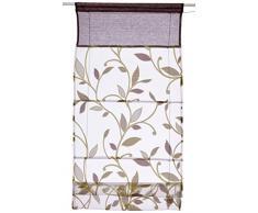 Home Maison HM6922865 Rideau Store Bateau à lUnité Brasilia Bambou 60 x 150 cm