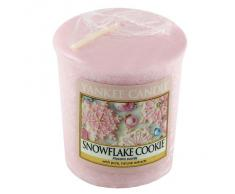 Yankee Candle (Bougie) - Snowflake Cookie - Votive