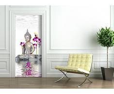 Poster zen acheter posters zen en ligne sur livingo for Poster de porte new york