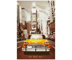1art1® Poster New York Taxi