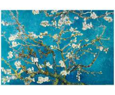 1art1 Vincent Van Gogh Poster - Branches DAmandier en Fleurs, Saint-Rémy 1890 (91 x 61 cm)
