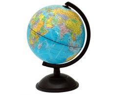 Idena - 569906 - Globe Terrestre en allemand - 18 cm