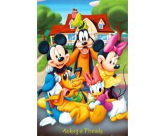 1art1 43356 Poster Walt Disney Mickey & Ses Amis 91 X 61 cm