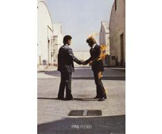 1art1 54182 Poster Pink Floyd Wish You Were Here 91 x 61 cm