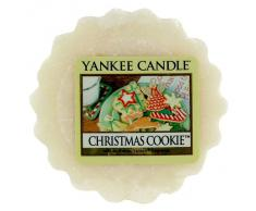 Yankee Candle (Bougie) - Christmas Cookie - Tartelette en cire