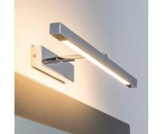 Moderna lampada per specchio Lievan con LED