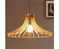 Bela - lampada a sospensione in legno