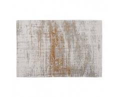 MEME DESIGN tappeto rettangolare RAGGIO DI SOLE (140 x 200 cm - Cotone di ciniglia e poliestere)