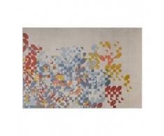 MEME DESIGN tappeto rettangolare SAPORE DI MARE (200 x 300 cm - Velluto tufting)
