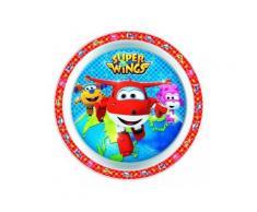 Super wings piatto 21cm plastica microonde 128720 637