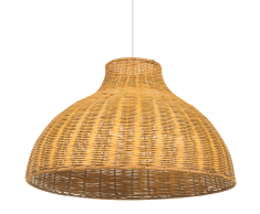 Lampada a sospensione in legno chiaro MILLIAN